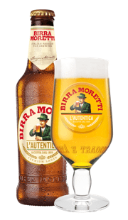 Bierra Moretti Bottle