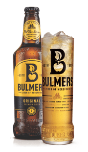 Bulmers Bottle