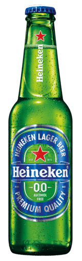 Heineken Zero Bottle