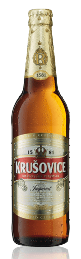 Krusovice Bottle