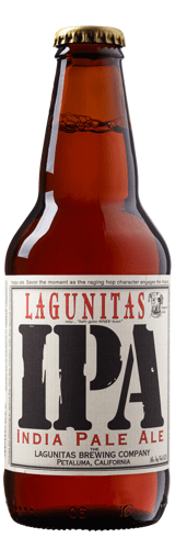 Lagunatis IPA Bottle