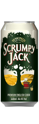 Scrumpy Jack Can