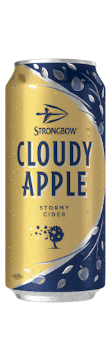 Strongbow Cloudy Apple Can