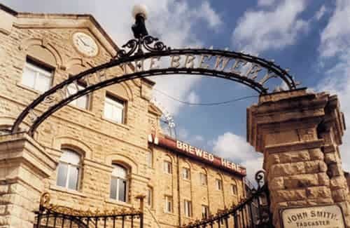 Brewery Gates