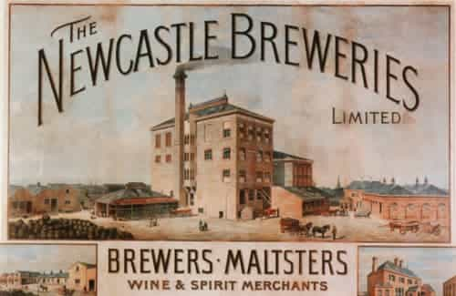 Newcastle Breweries