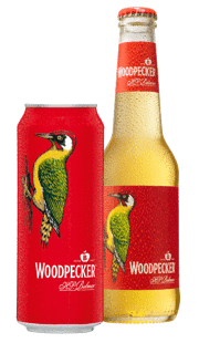 Woodpecker Bottle