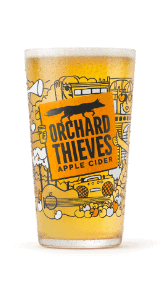 Orchard Thieves Pint