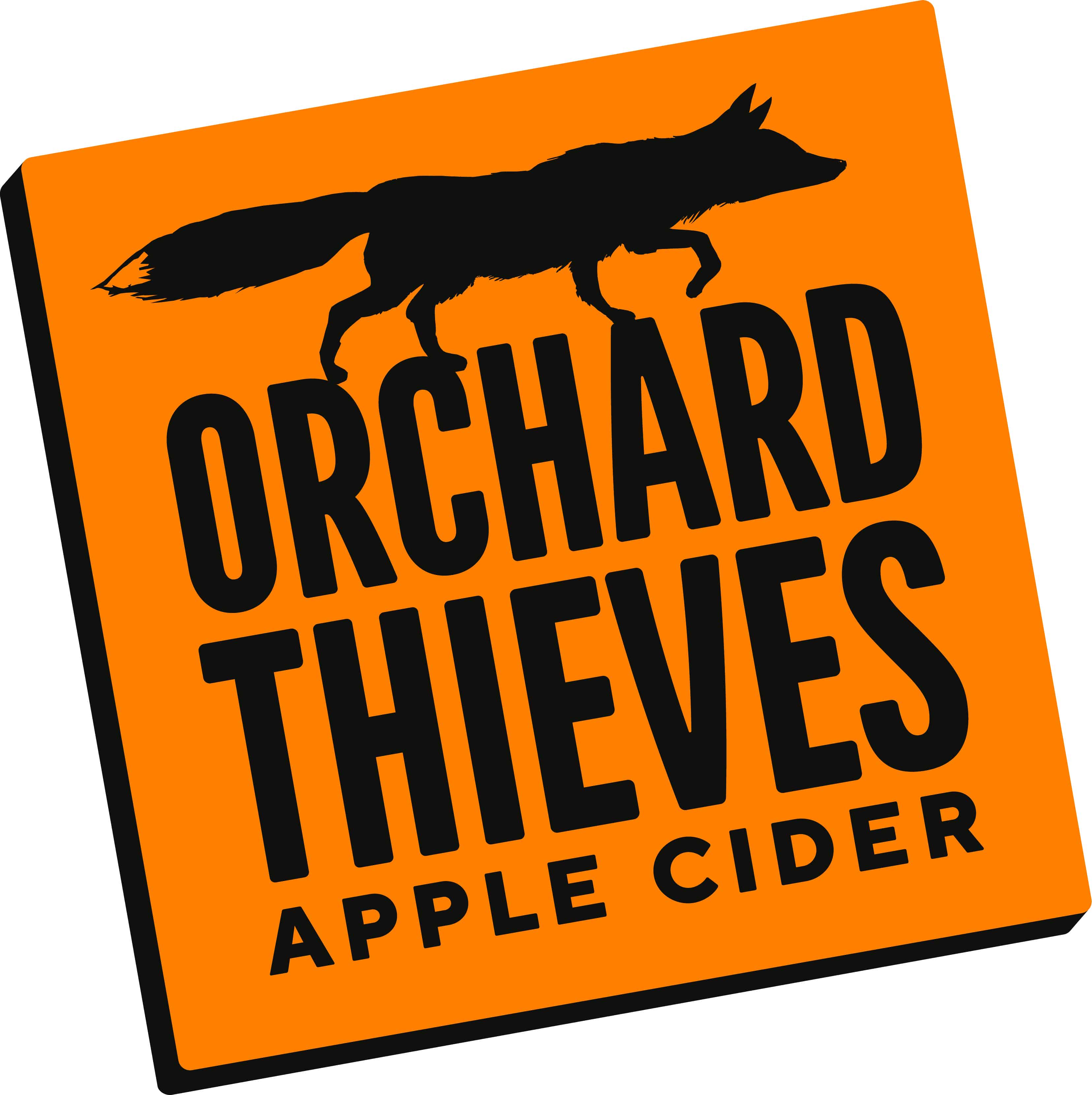 Orchard Thieves new Logo