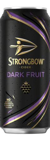 Strongbow Dark Fruit Can