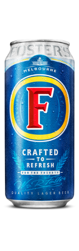 Fosters Can