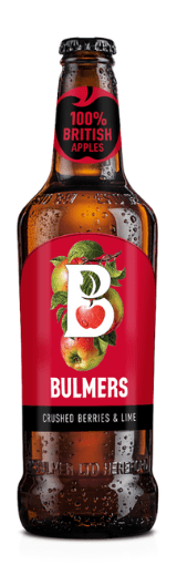 Bulmers Crushed Berries and Lime