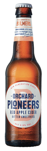 Orchard Pioneers bottle