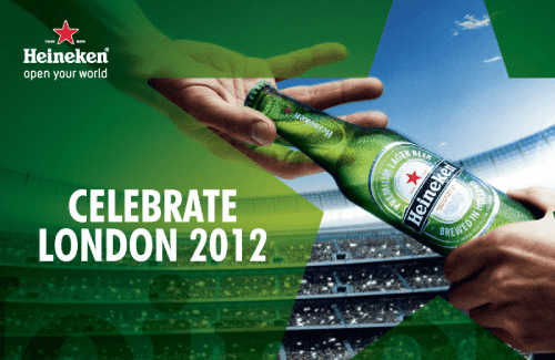 London 2012 promotional image