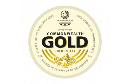 Commonwealth gold logo