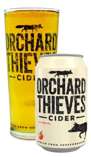 Orchard Thieves can