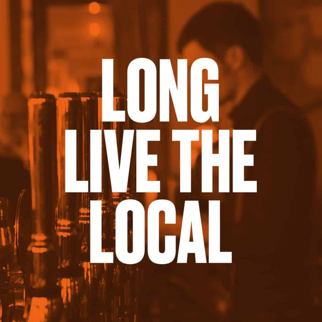 Long Live The Local Beer Duty Campaign