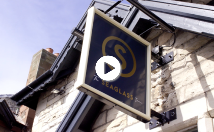 Watch the story of the Seaglass Inn, East Lothian